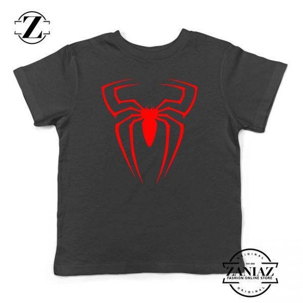 Buy Tshirt Kids Spiderman Spider Logo
