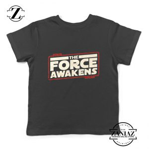 Buy Tshirt Kids Star Wars The Force Awakens