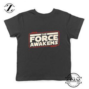Buy Tshirt Kids Star Wars The Force Awakens