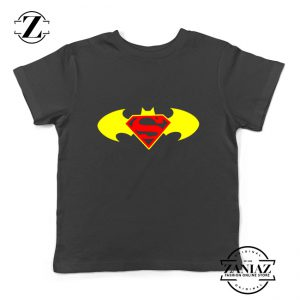 Buy Tshirt Kids Superman And Batman