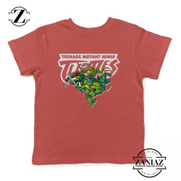 Buy Tshirt Kids Teenage Mutant Ninja