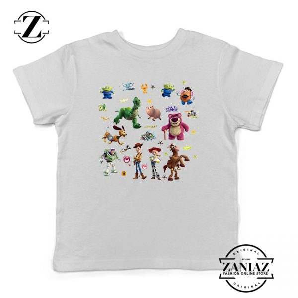Buy Tshirt Kids Toystory And Friends