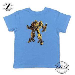 Buy Tshirt Kids Transformers Birthday