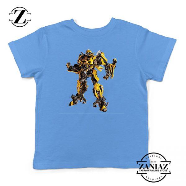 Buy Tshirt Kids Transformers Birthday