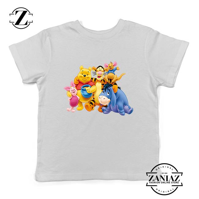 deaf19c0a08b Buy Tshirt Kids Winnie Pooh Family - Cheap Kids Clothes