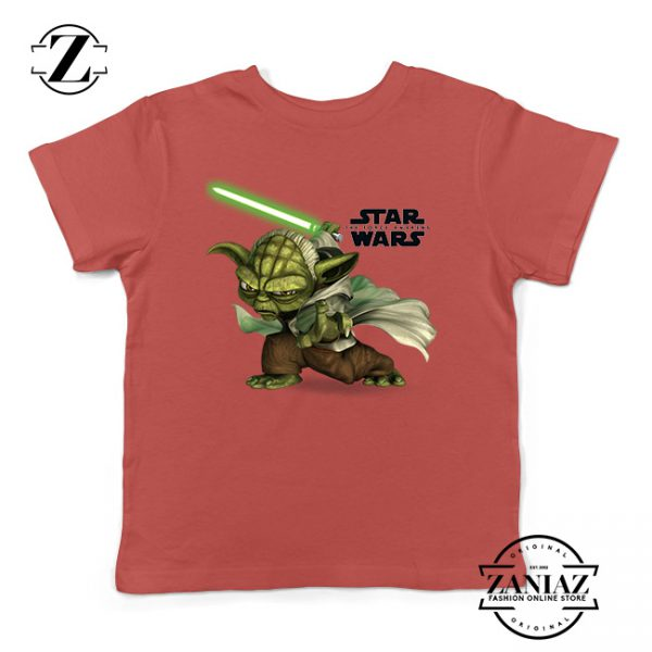 Buy Tshirt Kids Yoda Star Wars The Force Awakens