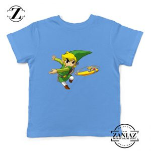 Buy Tshirt Kids Zelda Link Attack