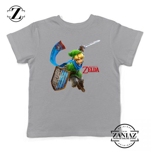 Buy Tshirt Kids Zelda Link Hyrule Warriors