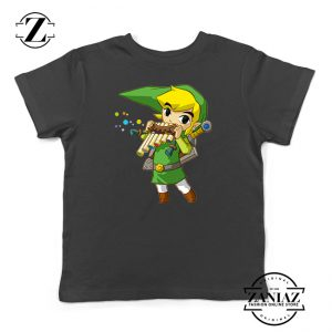Buy Tshirt Kids Zelda Love Music