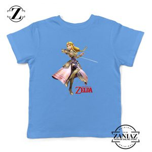 Buy Tshirt Kids Zelda Princess Rapier