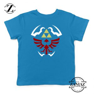 Buy Tshirt Kids hylian shield Zelda
