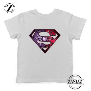 Buy Youth Tshirt Spiderman Superman Costume