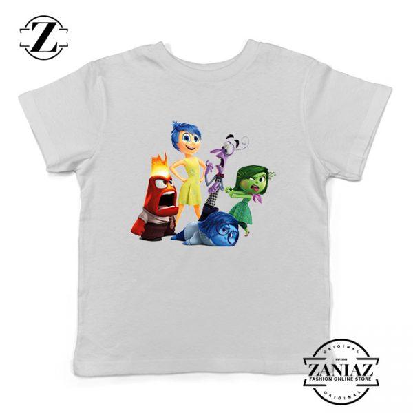 Custom Tshirt Kids Inside Out