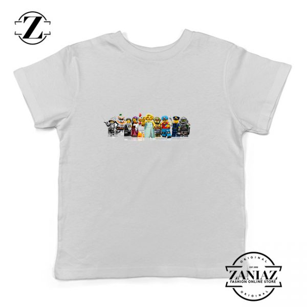 Custom Tshirt Kids Lego Birthday