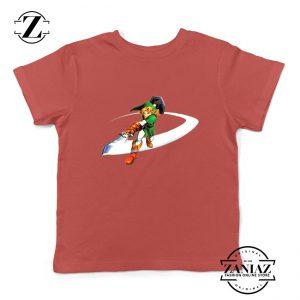 Custom Tshirt Kids Link Zelda