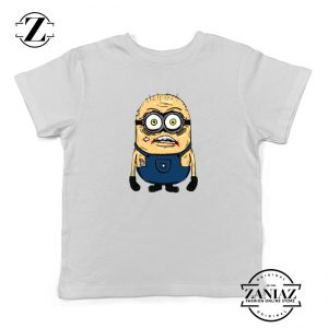 Custom Tshirt Kids Minion Zombie