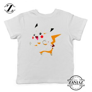 Custom Tshirt Kids Pikachu Art