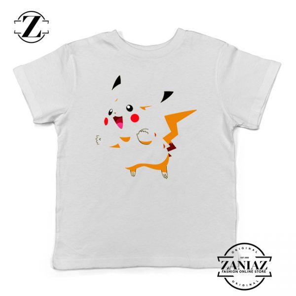 Custom Tshirt Kids Pikachu Art