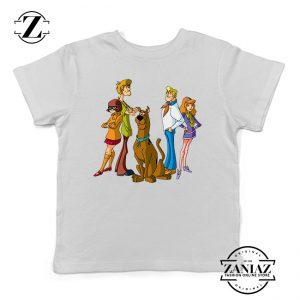 Custom Tshirt Kids ScoobiDOO