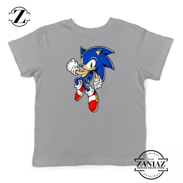Custom Tshirt Kids Sonic games