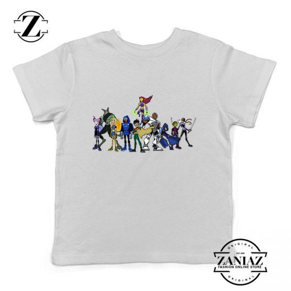 Custom Tshirt Kids Teens Titans