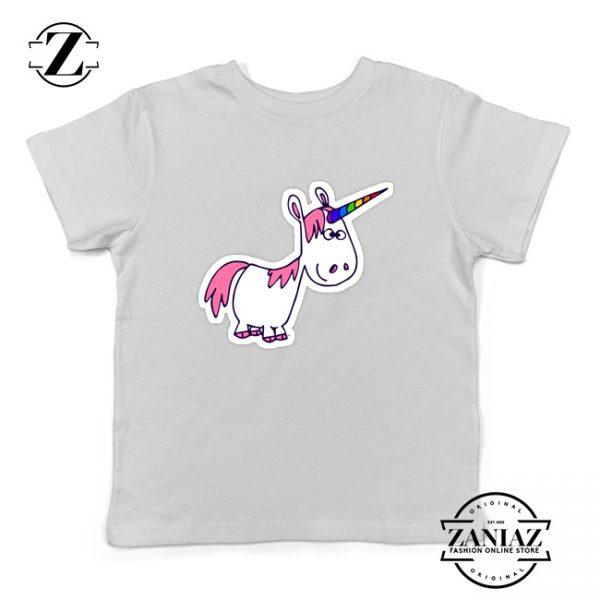 Custom Tshirt Kids Unicorn Cute