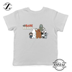 Custom Tshirt Kids We Bare Bears