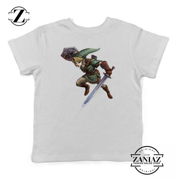 Custom Tshirt Kids Zelda Attack