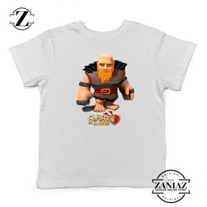 Tshirt Kids Clash Of Clans Giant Level Six