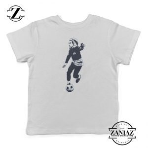 Buy Bob Marley Soccer Shirt Kids