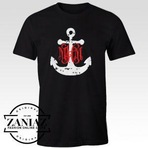 Buy Custom Anchor Shirt Man And Woman