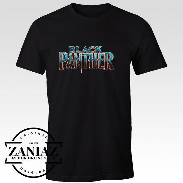 Buy Custom Tshirt Black Panther