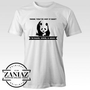 Buy Custom Tshirt Cute Panda