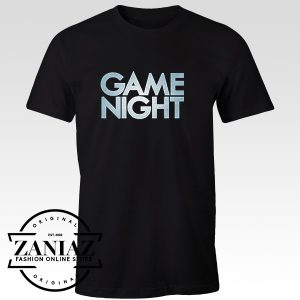 Buy Custom Tshirt Game Night