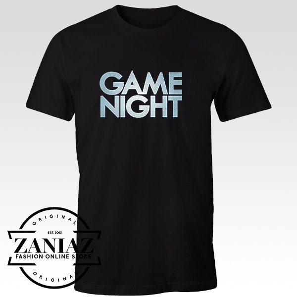 Buy Custom Tshirt Game Night