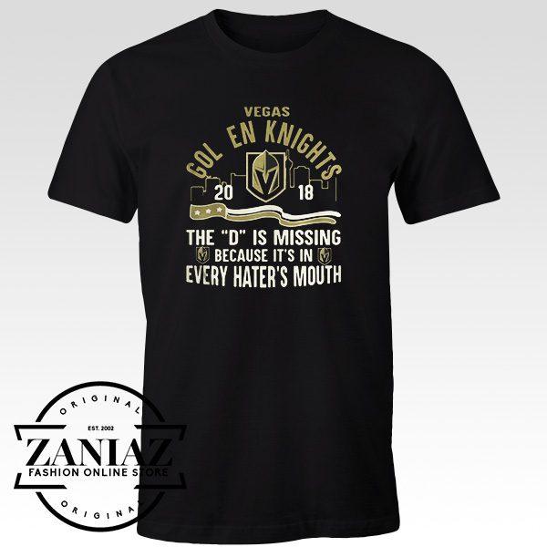 Buy Custom Tshirt Vegas Golden Knight