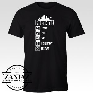 Buy Fortnite Routine Gaming Shirt