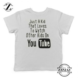 Buy Funny TShirts Kids You Tube