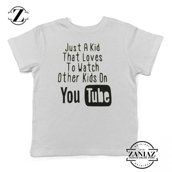 Buy Funny TShirts Kids You Tube