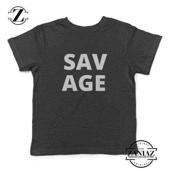 Buy Kids Savage Trendy Tshirt