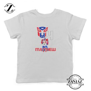 Buy Optimus Prime Transformer Birthday Shirt