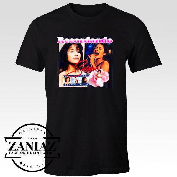 Buy Recordando Selena Vintage TShirt