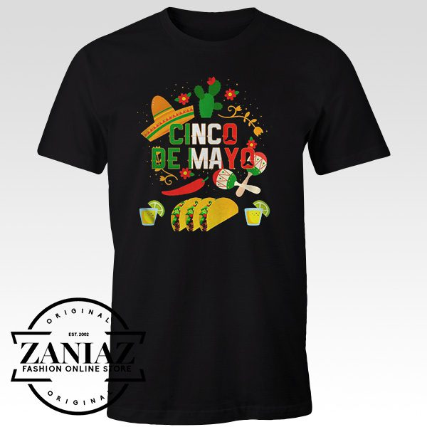 Buy Tshirt Fiesta Cinco De Mayo