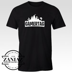 Buy Tshirt Fortnite Gamertag