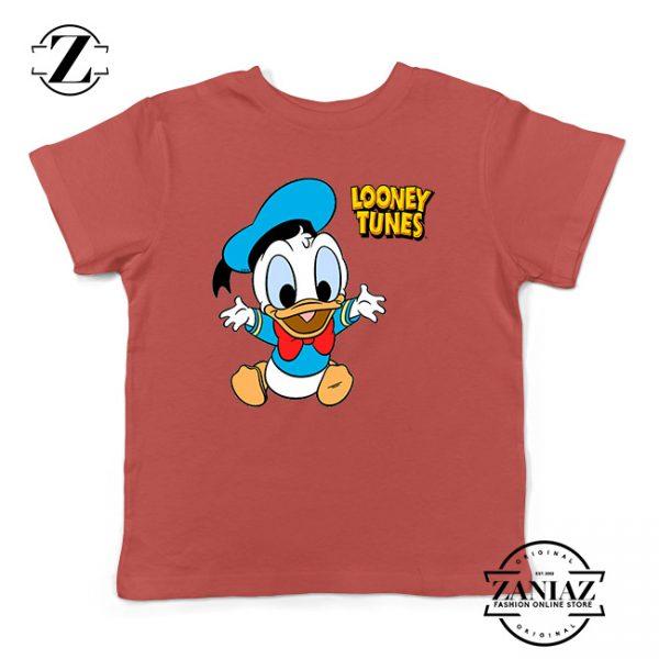 Buy Tshirt Kids Baby Duck Logo Looneytunes