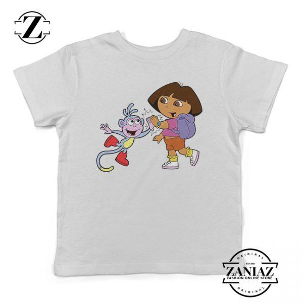 Buy Tshirt Kids Dora The Explorer Game and Friend