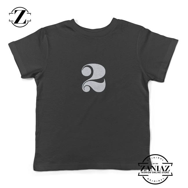 Buy Tshirt Kids Second 2nd Birthday