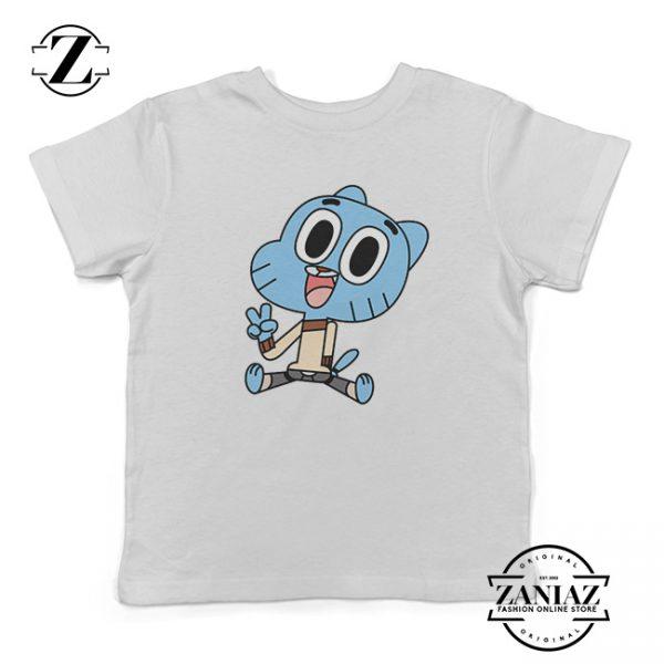 Buy Tshirt Kids The Amazing World of Gumball