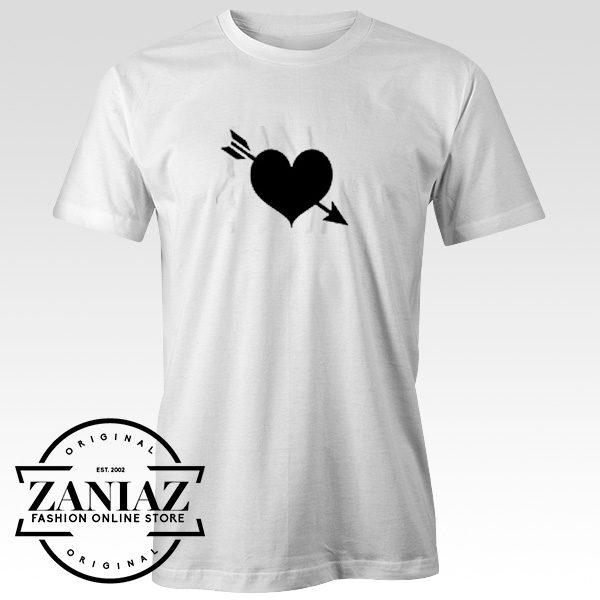 Buy Tshirt Love Arrow for Women and Men