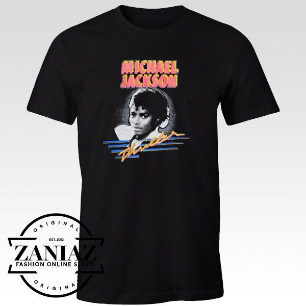 Buy Tshirt Michael Jackson Thriller 1983